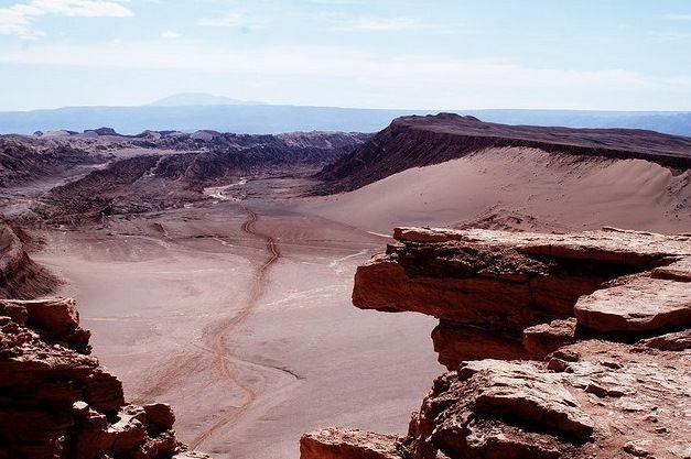Deserto de Atacama, Chile - Pedra do Coyote  https://www.facebook.com/Maladviagem/