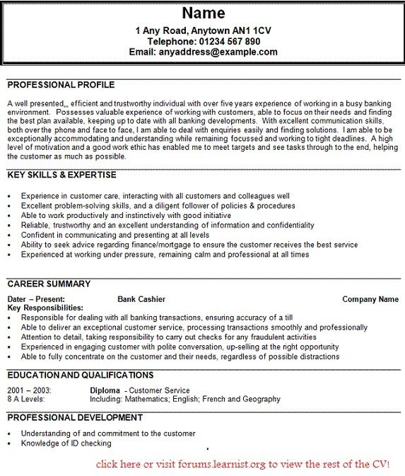 Curriculum vitae for bank jobs httpjobresumesample1221 resume samples for bank jobs investment banking resume template wall street oasis yelopaper Choice Image