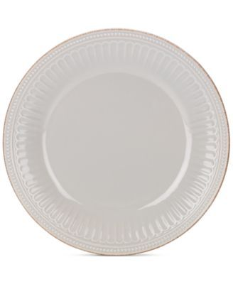Lenox Dinnerware Stoneware French Perle Groove Dove Grey Dinner Plate Only at Macyu0027s  sc 1 st  Pinterest & Lenox Dinnerware Stoneware French Perle Groove Dove Grey Dinner ...