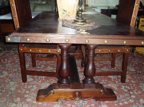 Renaissance Architectural - Spanish Colonial Furniture - Old Spanish  Furniture - Santa Barbara Style Furniture - Renaissance Architectural - Spanish Colonial Furniture - Old