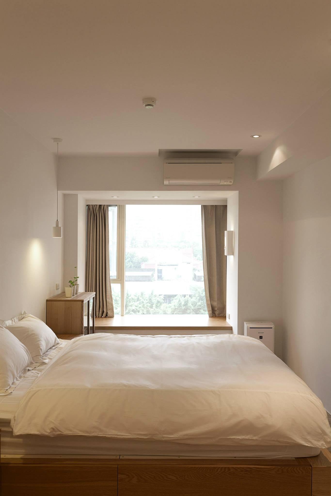3 Certain Simple Ideas: Minimalist Interior Scandinavian ... on Neutral Minimalist Bedroom Ideas  id=68586