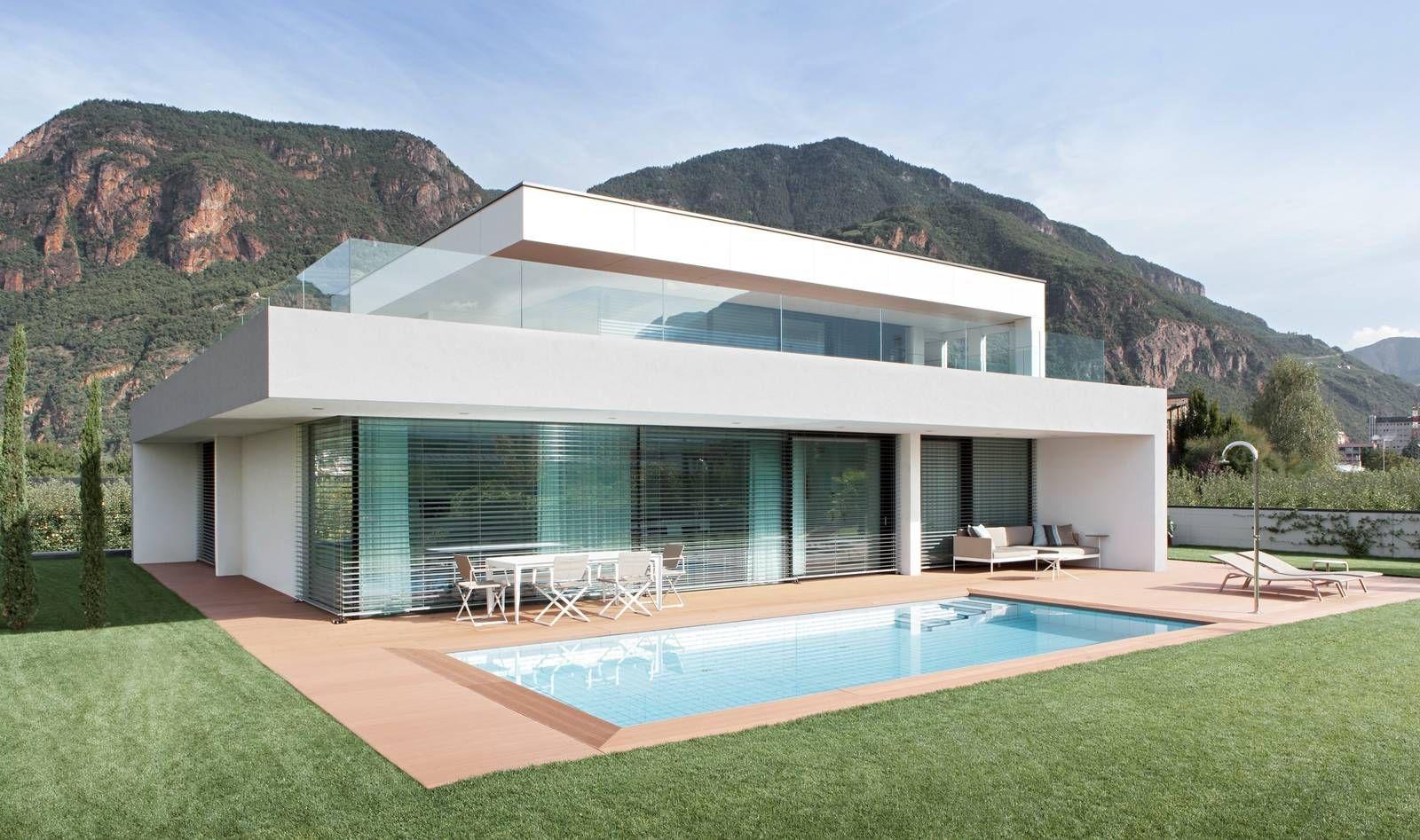 Pin di pawel su domy case prefabbricate architettura for Case fatte da architetti