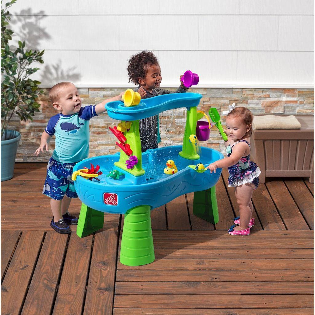 Step2 Rain Showers Splash Pond Water Table in 2020 Kids