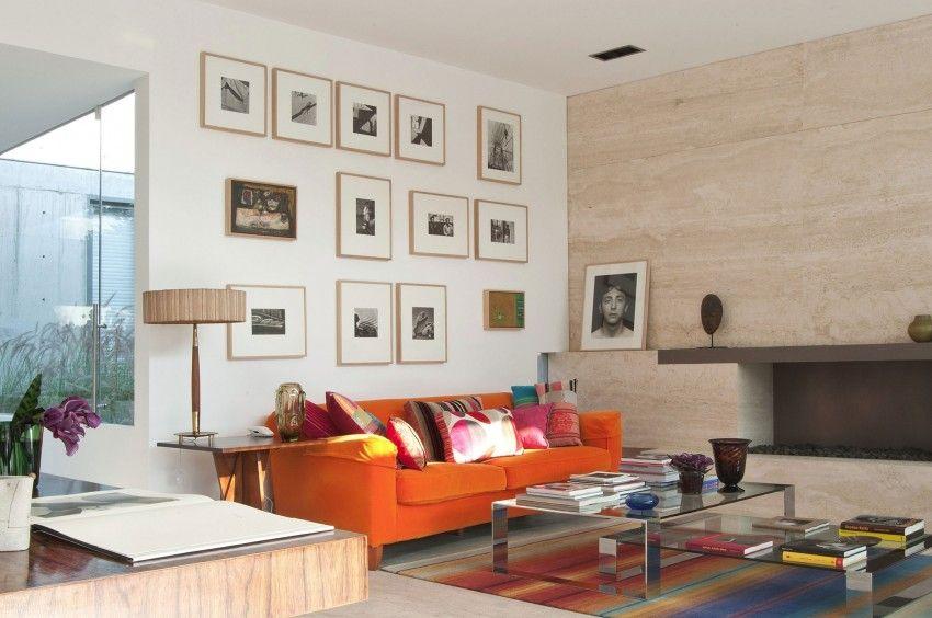 Raumeinrichtung  Penthouse Polanco by Gantous Arquitectos | Sofas und Penthäuser