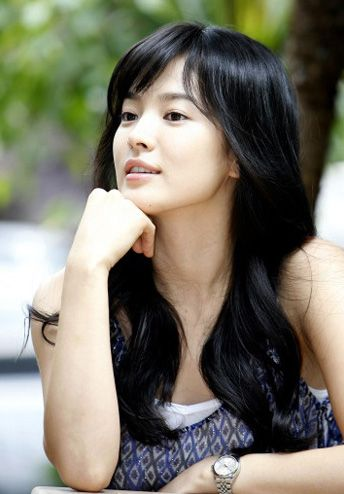 Song Hye Kyo ♥ 2004 Full House ♥ 2008 Worlds Within ♥ 2013 ...