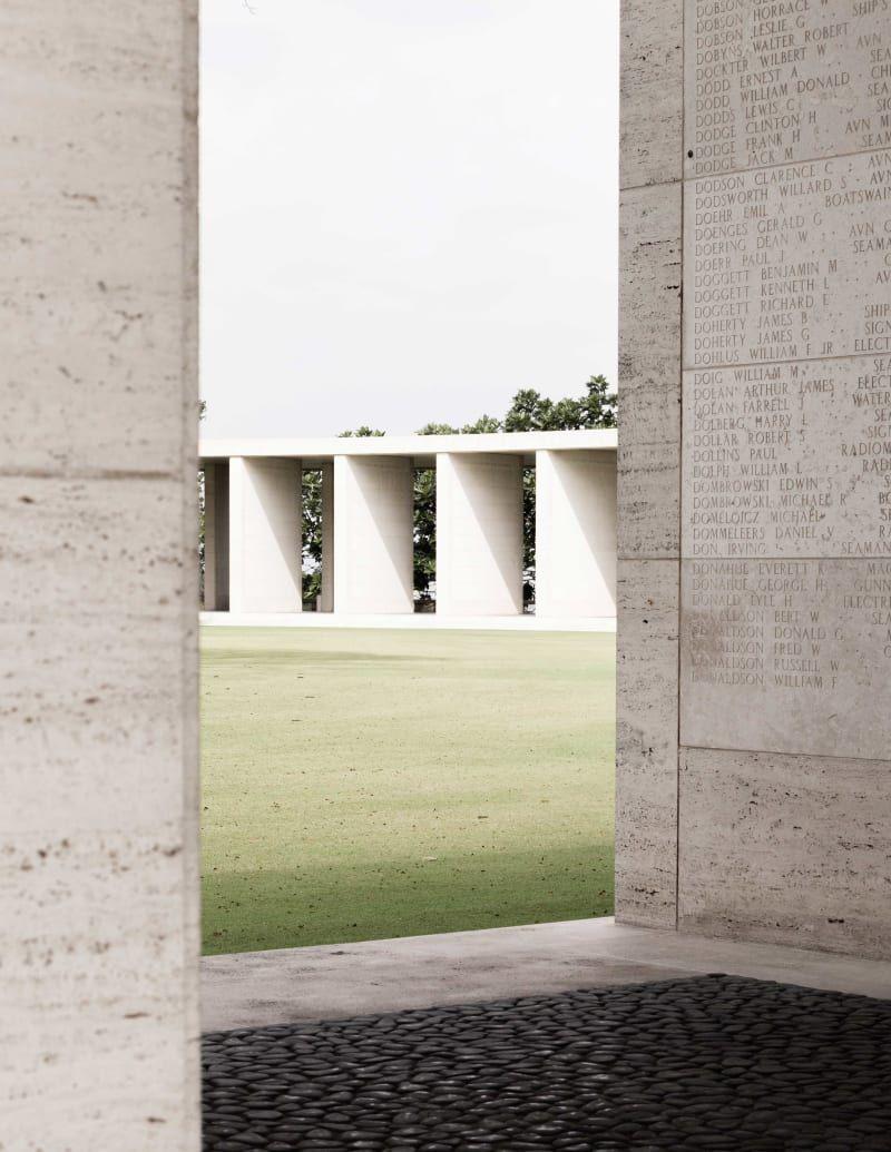Simone Bossi · American Memorial and Cemetery in Manila ...