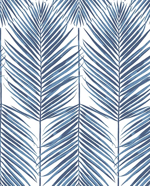 Nextwall Paradise Palm Peel And Stick Wallpaper Amazon Com In 2020 Palm Trees Wallpaper Leaf Wallpaper Palm Leaf Wallpaper