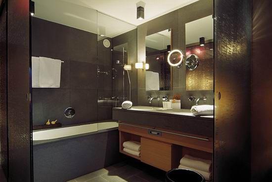Deep Shower With Bath  Dreams About Baths  Pinterest  Bath Pleasing Hotel Bathroom Design Decorating Inspiration