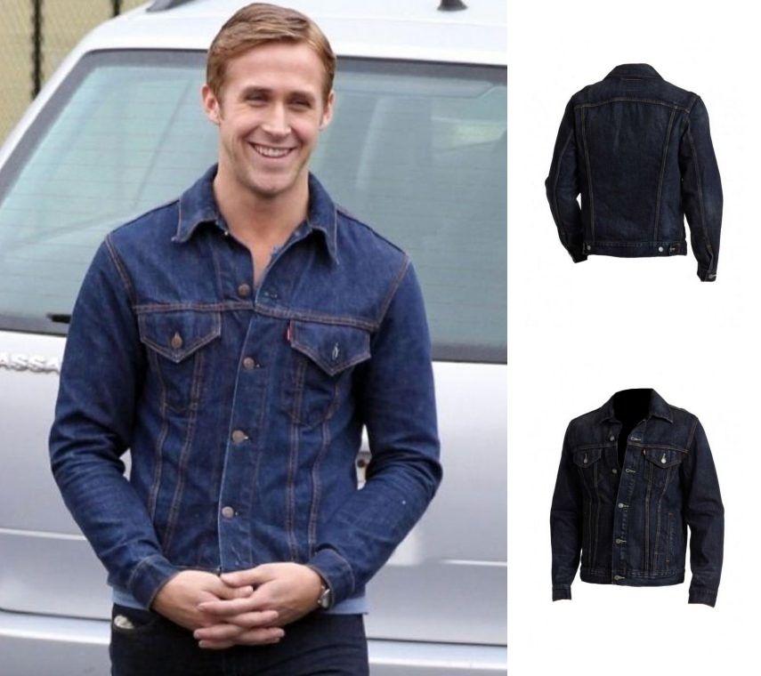 061239441e Drive Ryan Gosling Denim Jacket