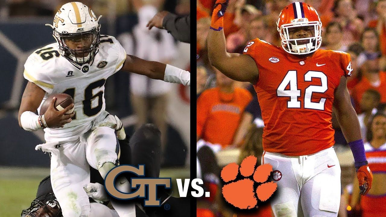 Tech vs. Clemson Preview Battle in the Trenches