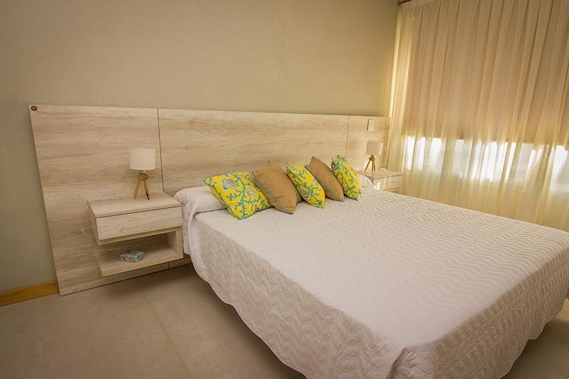 Respaldo para cama matrimonial. #MueblesDeHabitacion #Habitacion ...