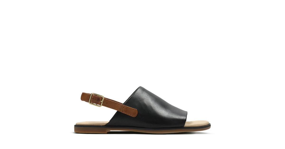 2f7fa1108d1 Bay Jasmine Black Leather