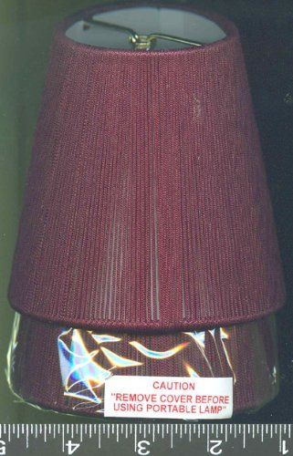 21, Burgundy, Chandelier, Or, Candle Lights, Clip-on, Lamp Shades by ASTRODEALS, http://www.amazon.com/dp/B003RKWK9E/ref=cm_sw_r_pi_dp_pLwZpb1N8A8EP