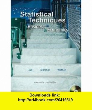 Statistical techniques in business economics 14th ed umuc statistical techniques in business economics 14th ed umuc edition umuc custom fandeluxe