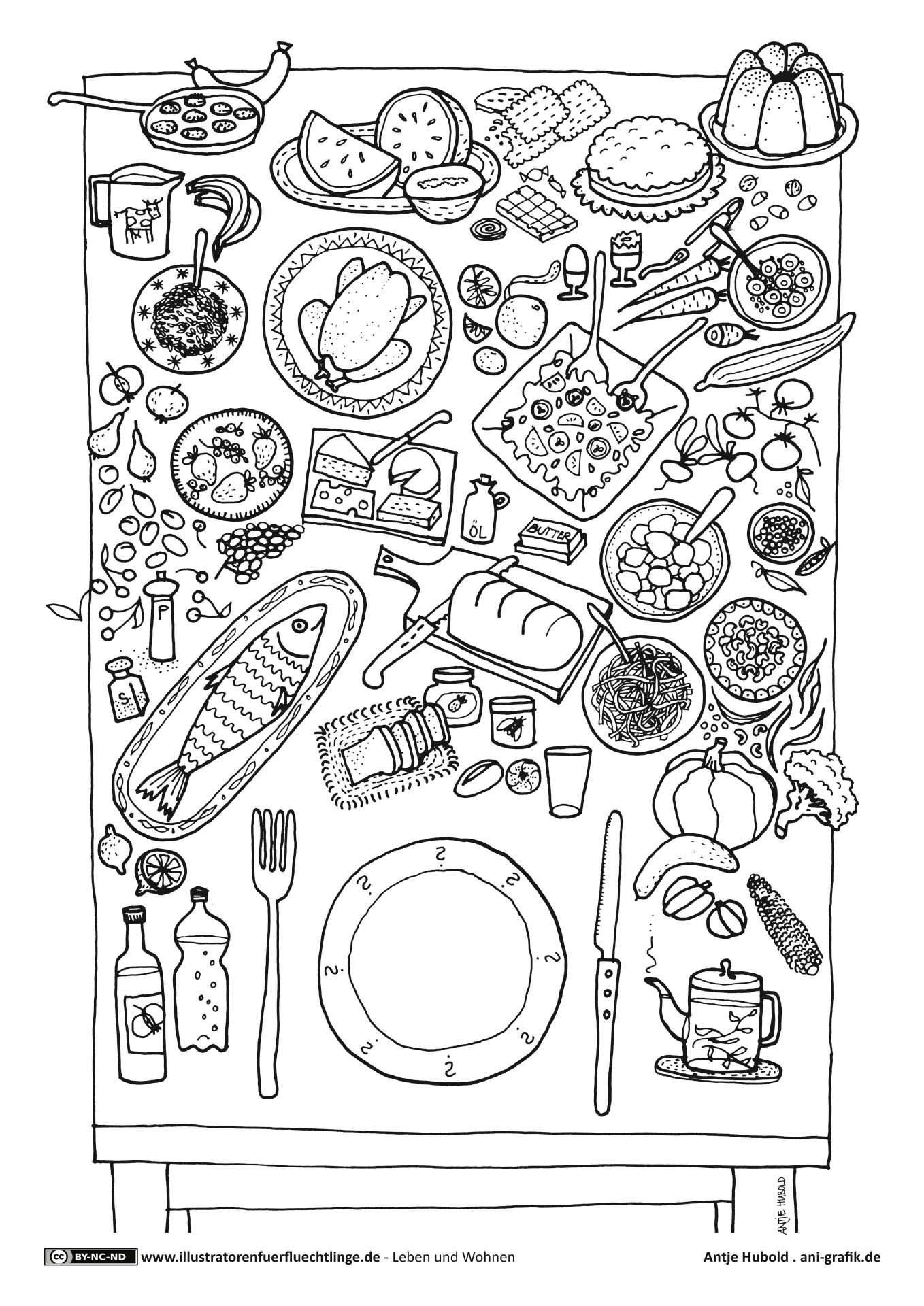 Pin By Cris Pereira On Imprimir Food Coloring Pages Prints Print