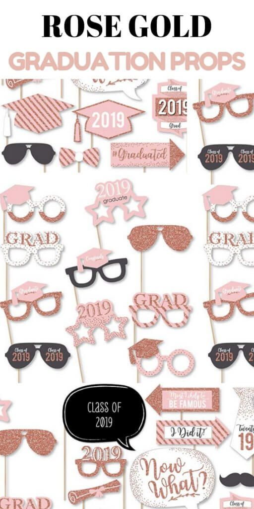 Select The Best Graduation Party Theme For Your 2019 Graduation Party #graduationparties