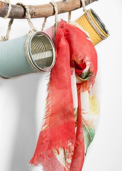 DIY - latinhas coloridas para organização
