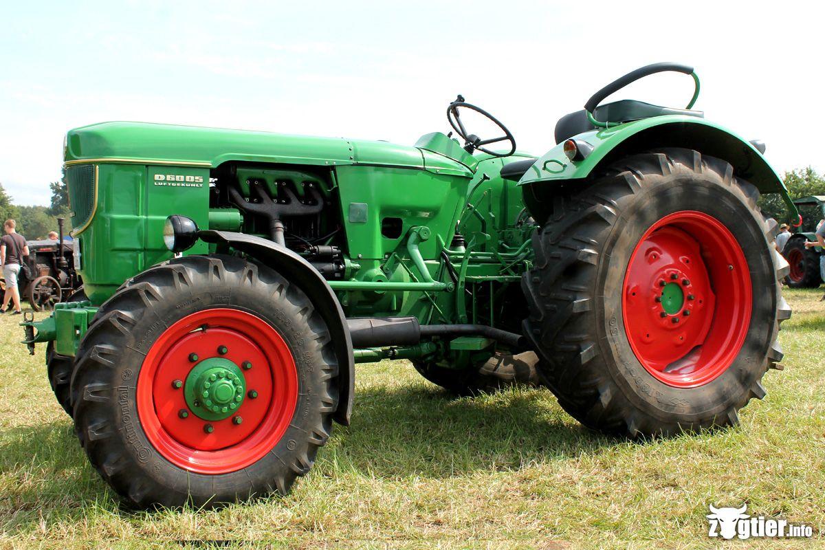 deutz d6005 | tractors | pinterest | tractors, vintage tractors and