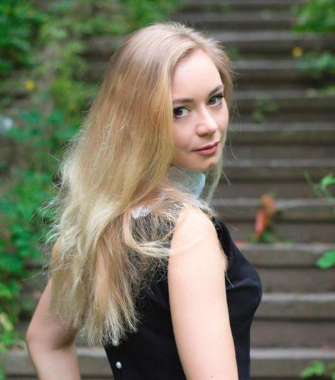 Femme en ukraine