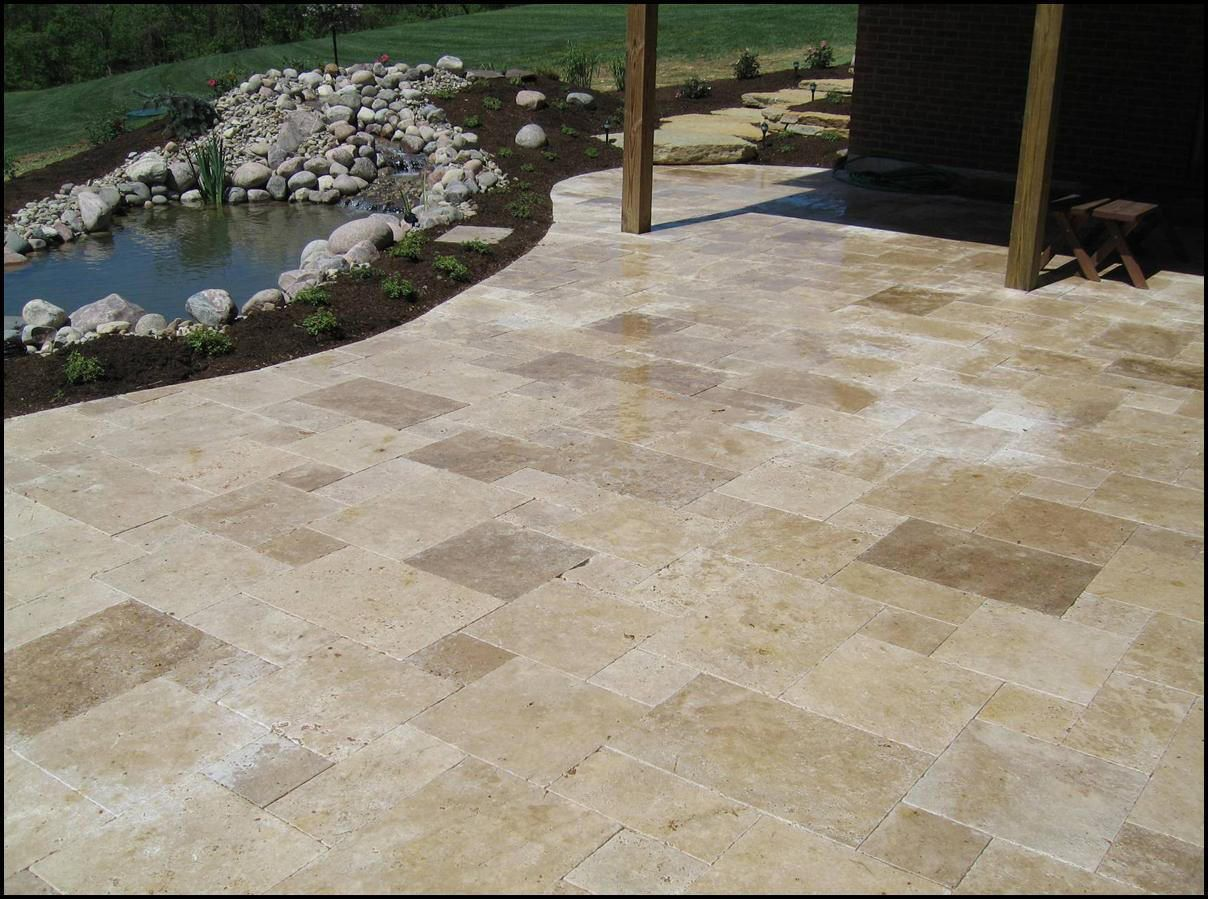 The Best Stone Patio Ideas