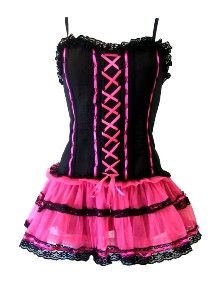 Pink Corset Dresses