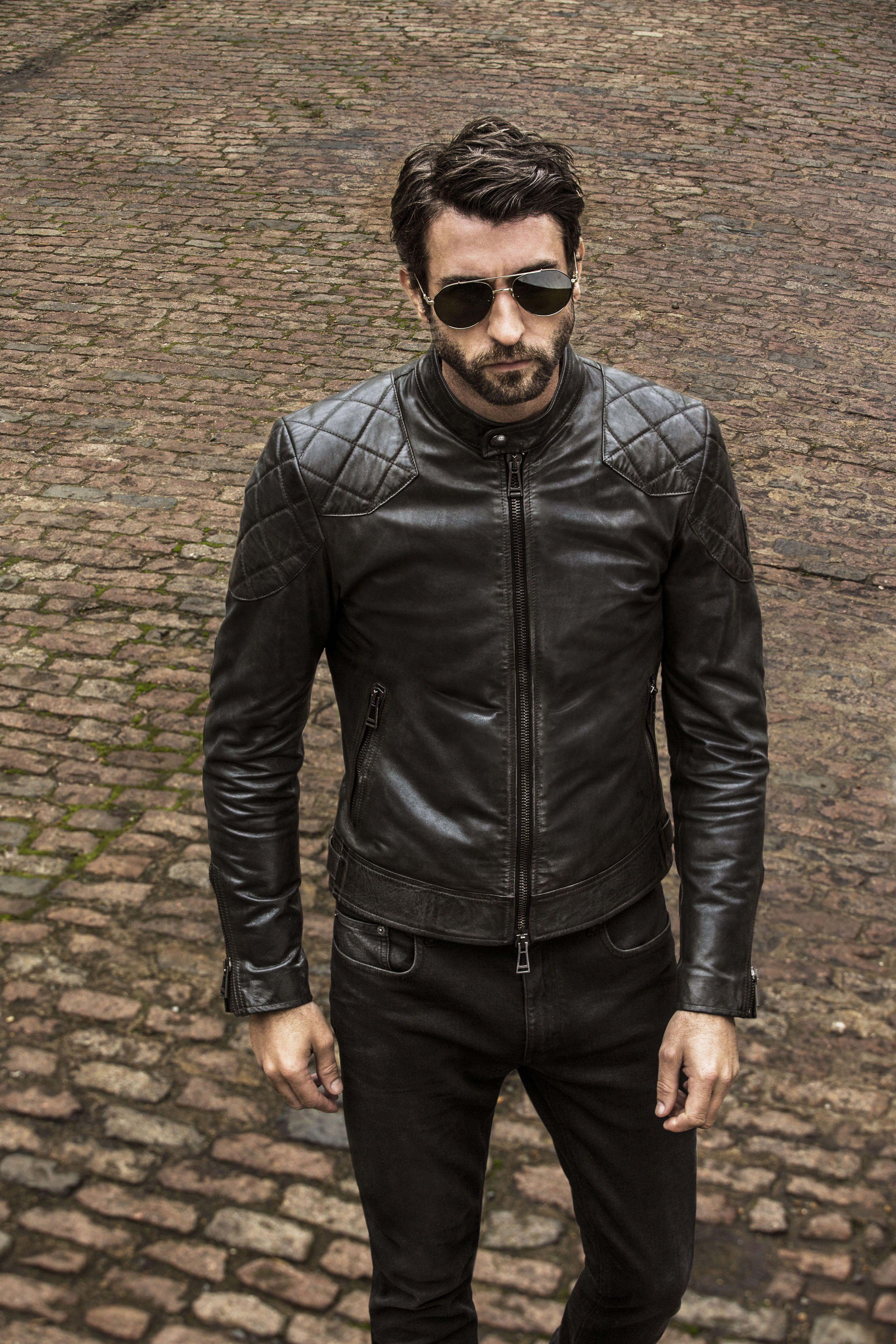 Eyewear in 2020 Leather jacket, Vintage leather jacket