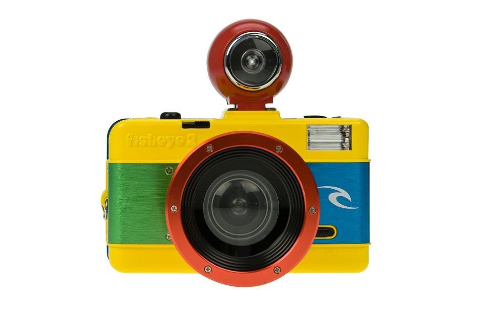 Fisheye No. 2 Ripcurl - Fisheye Cameras - Cameras - Lomography Shop