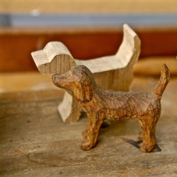 Photo of 30 Creative Wood Whittling Projects and Ideas