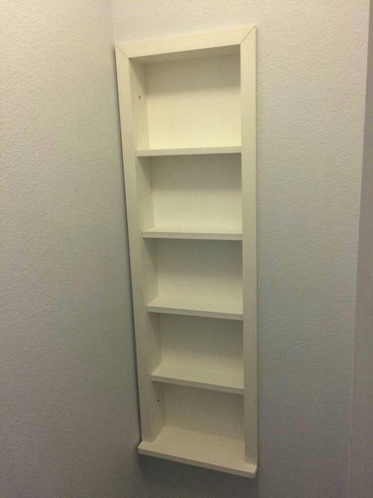 Deep Narrow Closet Organization