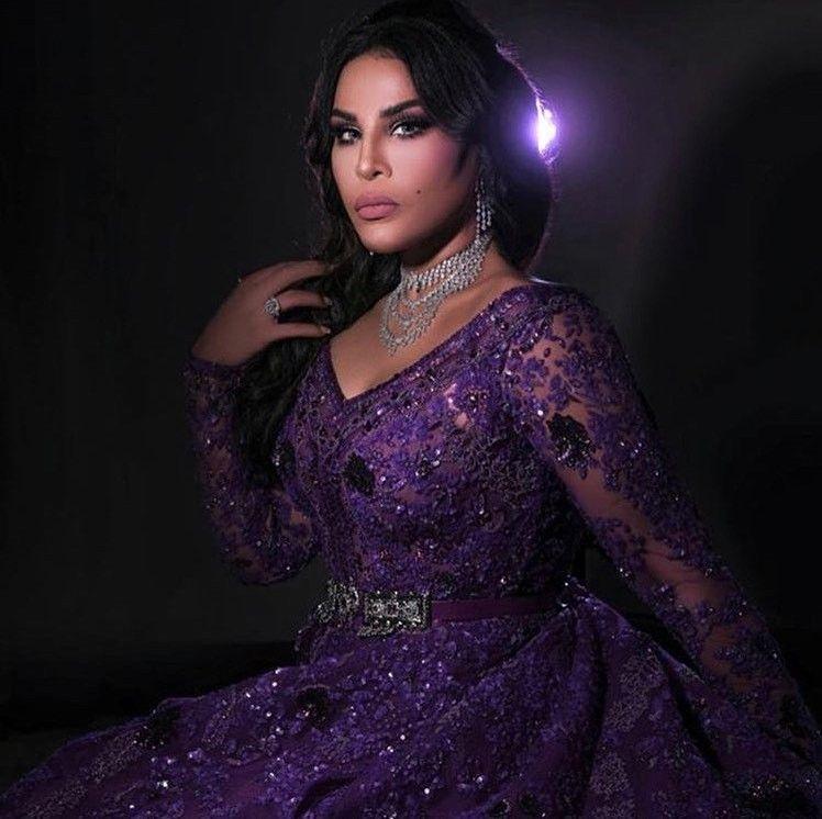 Ahlam Elshamsi In Soiree Dress Designed By Zuhair Murad Soiree Dress Designer Dresses Celebrity Style