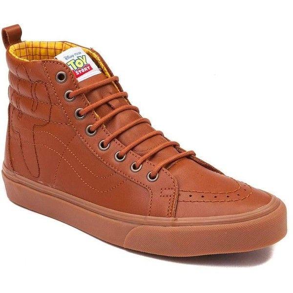 Vans Sk8 Hi Toy Story Woody Boot Skate