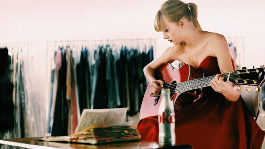 Taylor Swift for Diet Coke - I'm not your princess|Baby I'm your queen.