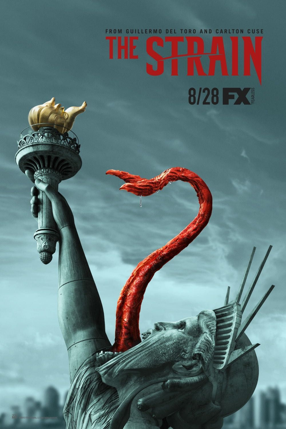 The Strain Season 3 Posters The Strain Tv Show Good Movies To Watch Seasons