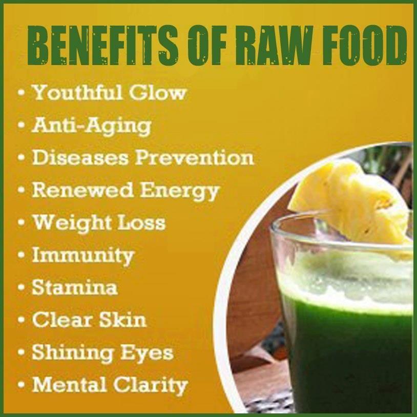 fresh raw food diet