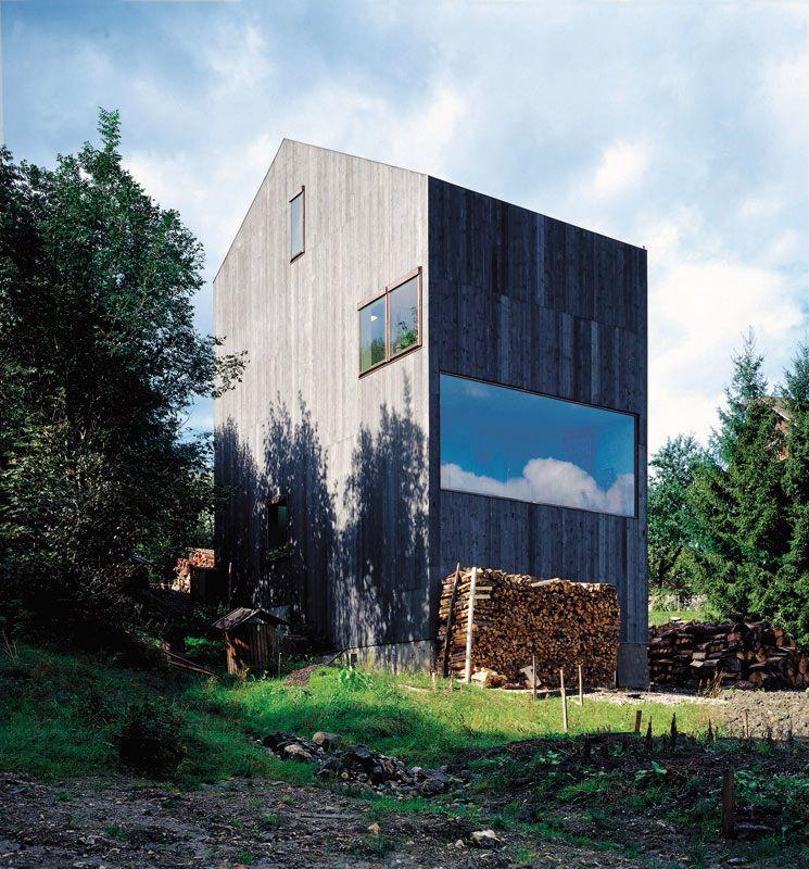 Willimann-Lötscher House, Seveign 1999