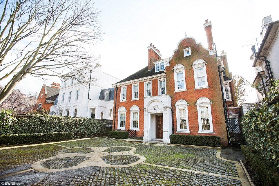 The House That Earns 1 000 A Day In St John S Wood North West London House West London London