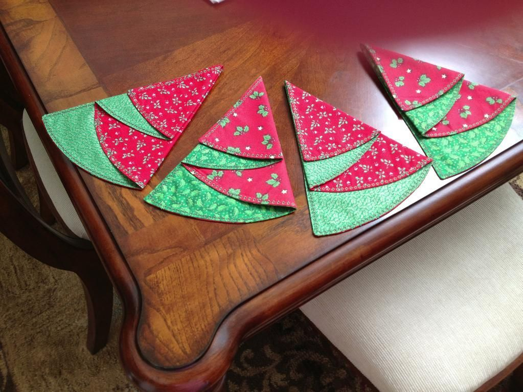 Charming Christmas Sewing Craft Ideas Part - 3: Sewing Ideas
