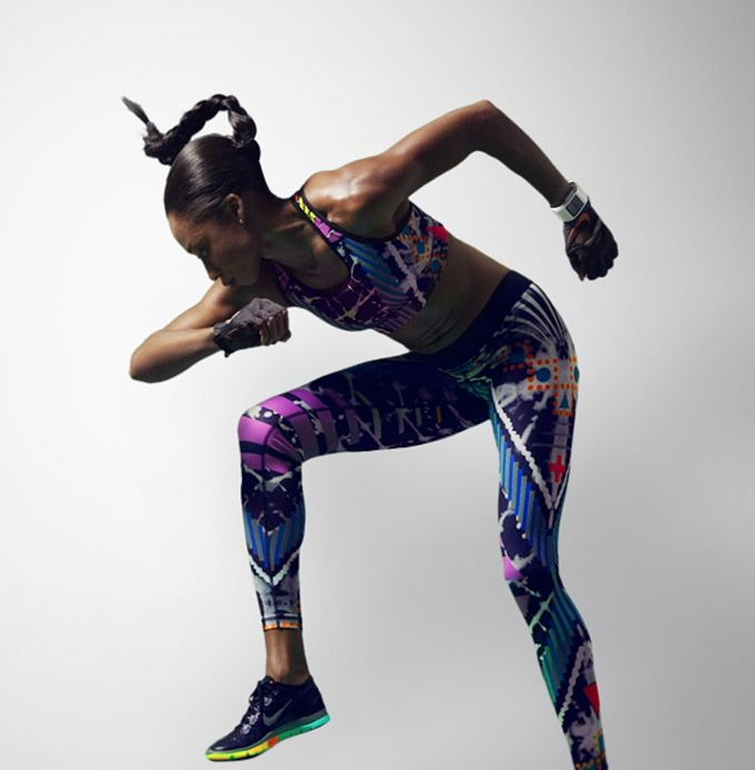 NIKE, Inc. - Ignite Your Workout in the LOCO4EVA Nike Womens Tight of the