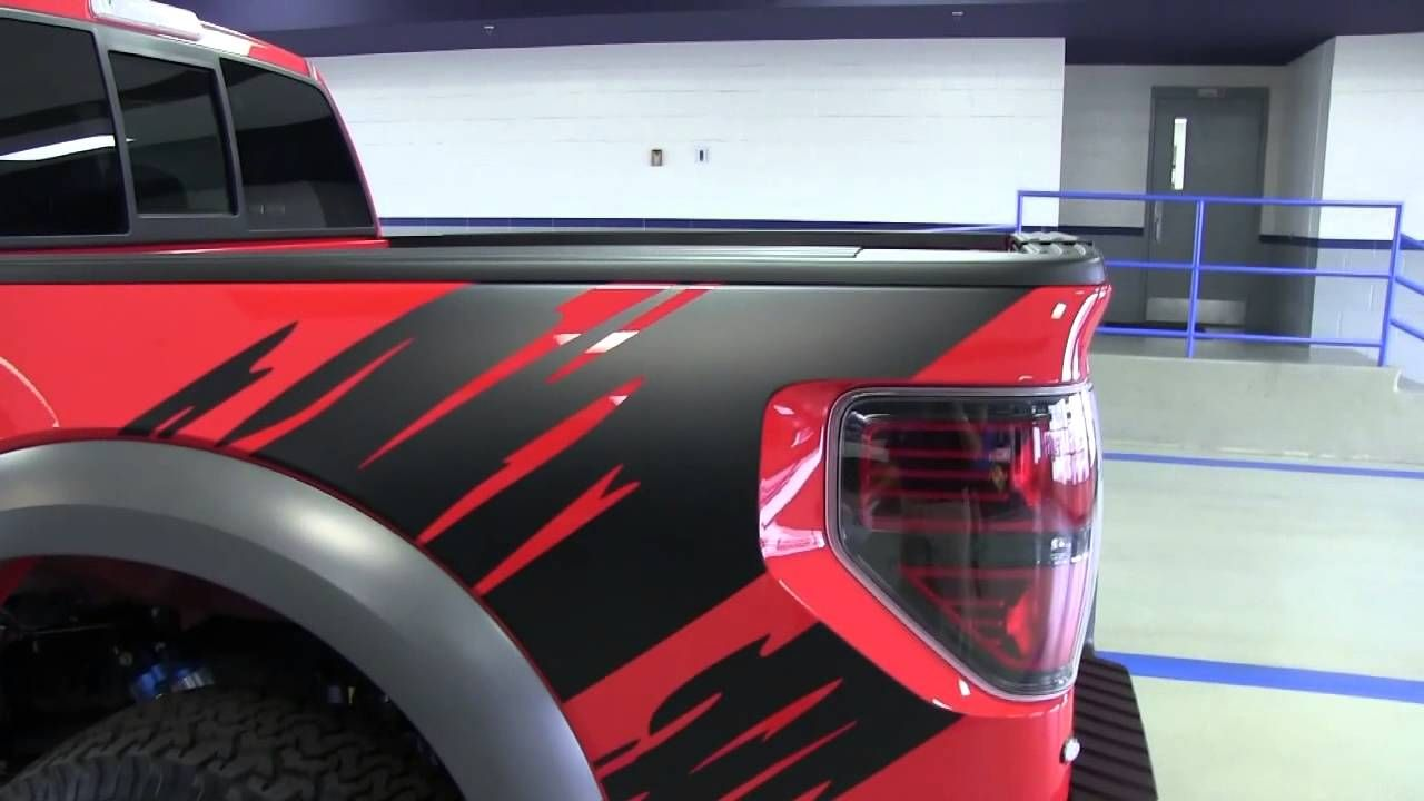 2014 ROUSH RAPTOR SVT SUPERCHARGED TRUCK OFFROAD 4X4 14 13
