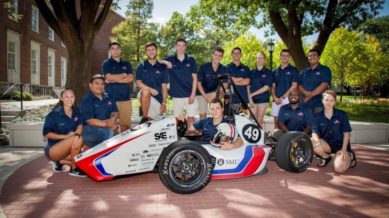 College Students Say Someone Stole Their Formula SAE Race Car Over Winter Break