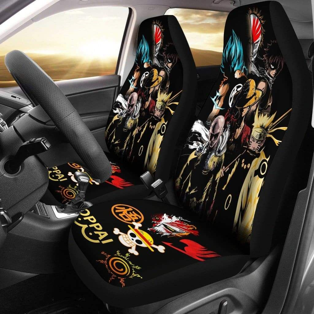Anime heroes 2018 car seat covers car seats seat covers