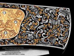 Engravings of Steve J. Lindsay