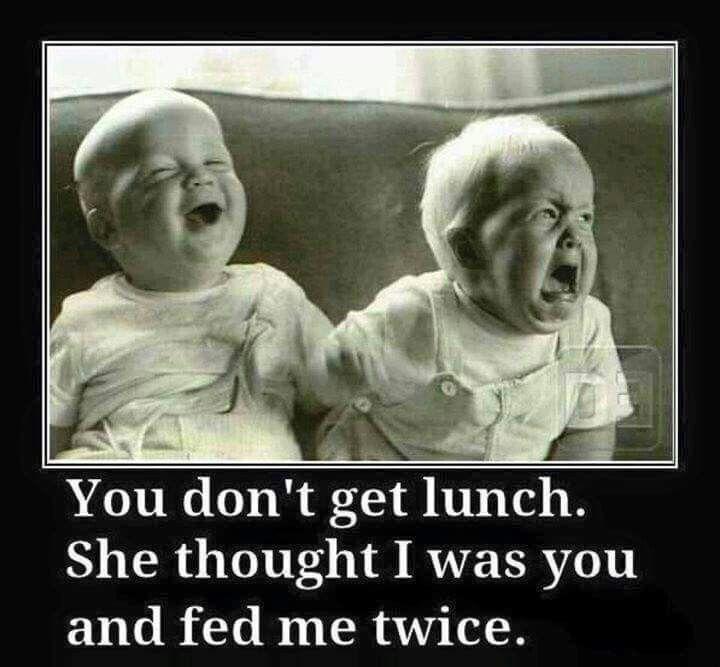 Does that happen? Ha Ha!