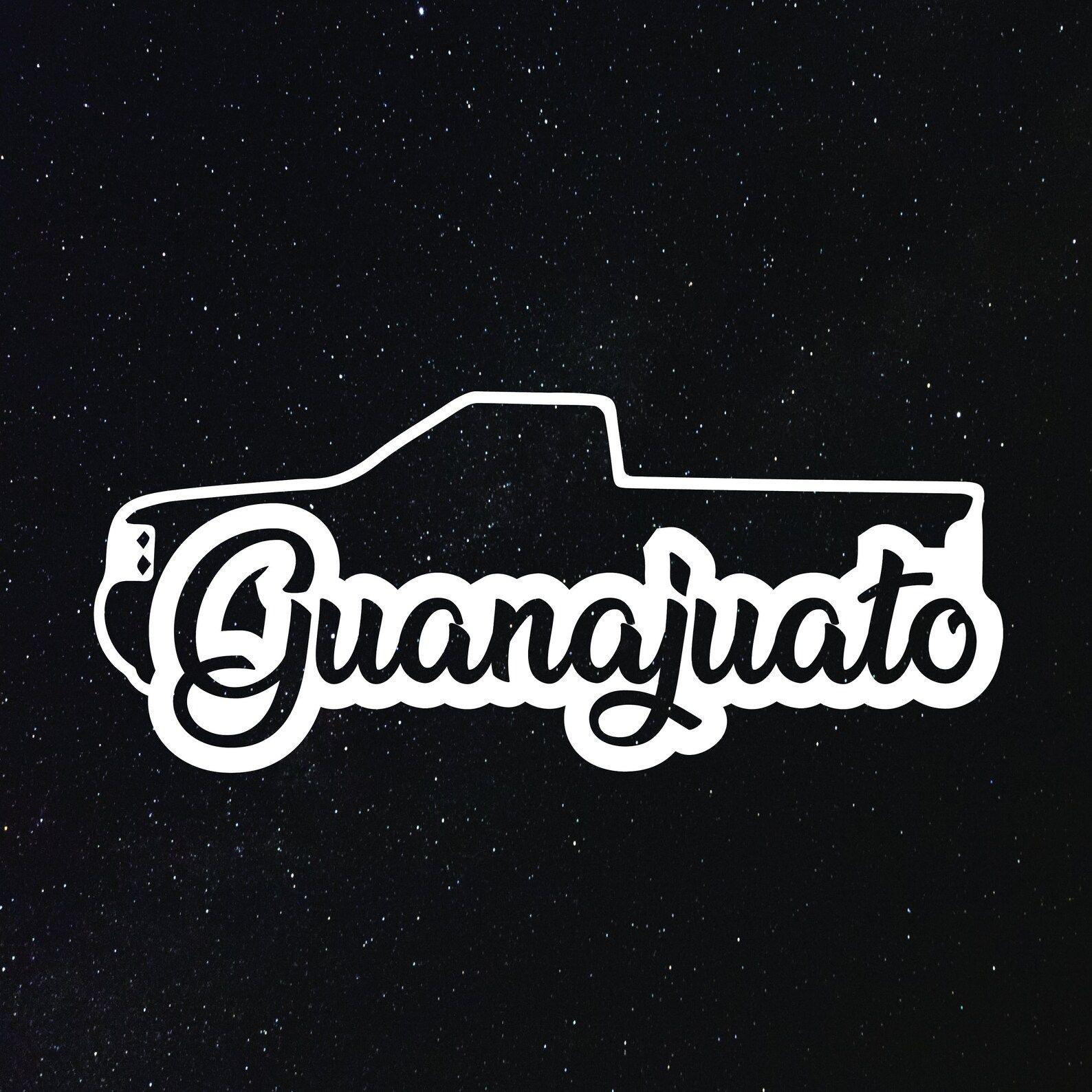 Guanajuato Troca Decal La Mamalona Decal Para La Troca Etsy Custom Decals The Weeknd Wallpaper Iphone Names For Girlfriend