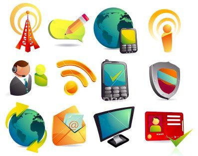 Examples of Different Forms of Technology-Mediated Communication