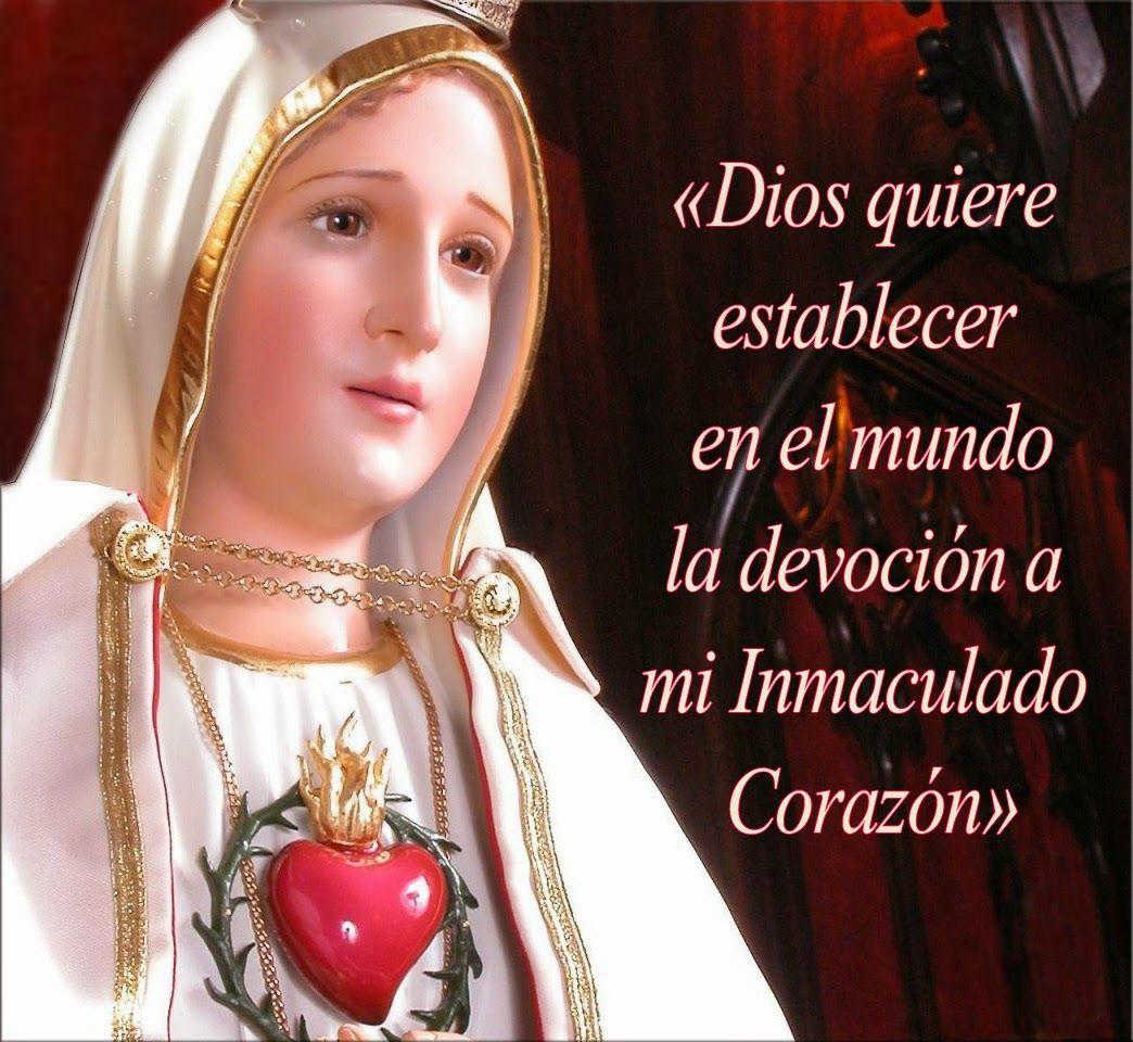 13 De Mayo Dia De La Virgen De Fatima La Virgen Sale A Visitar