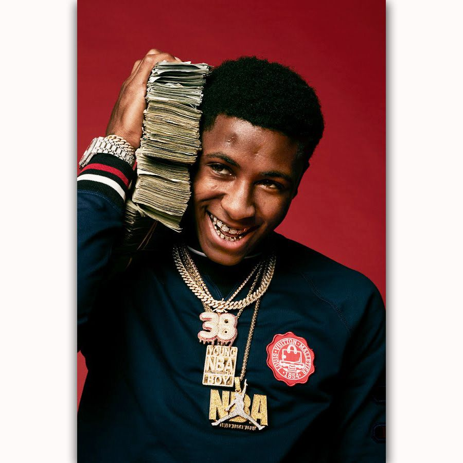 New YoungBoy Never Broke Again Rap Music Star Album Silk