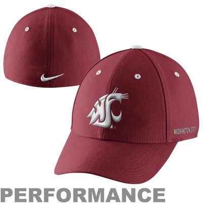 616a50e7f75ab ... discount official photos b942e 2481c nike washington state cougars fan  legacy 91 swoosh flex performance hat