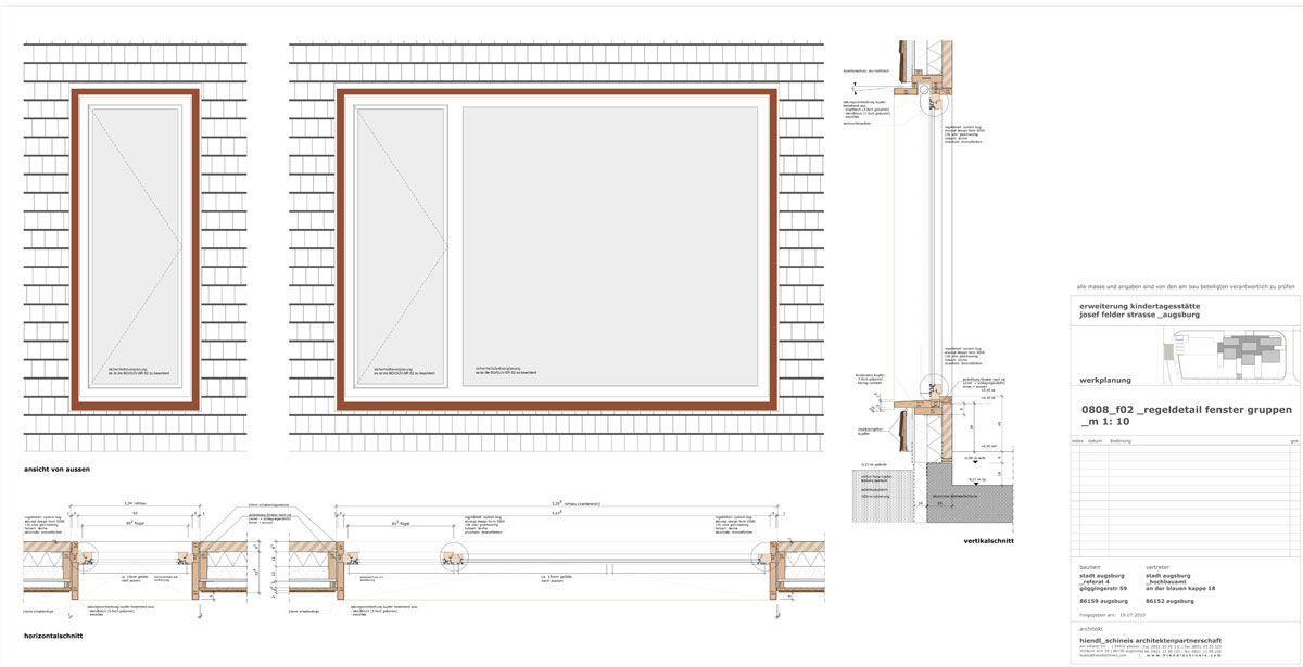 Detail Architekt, Kita, Projekte
