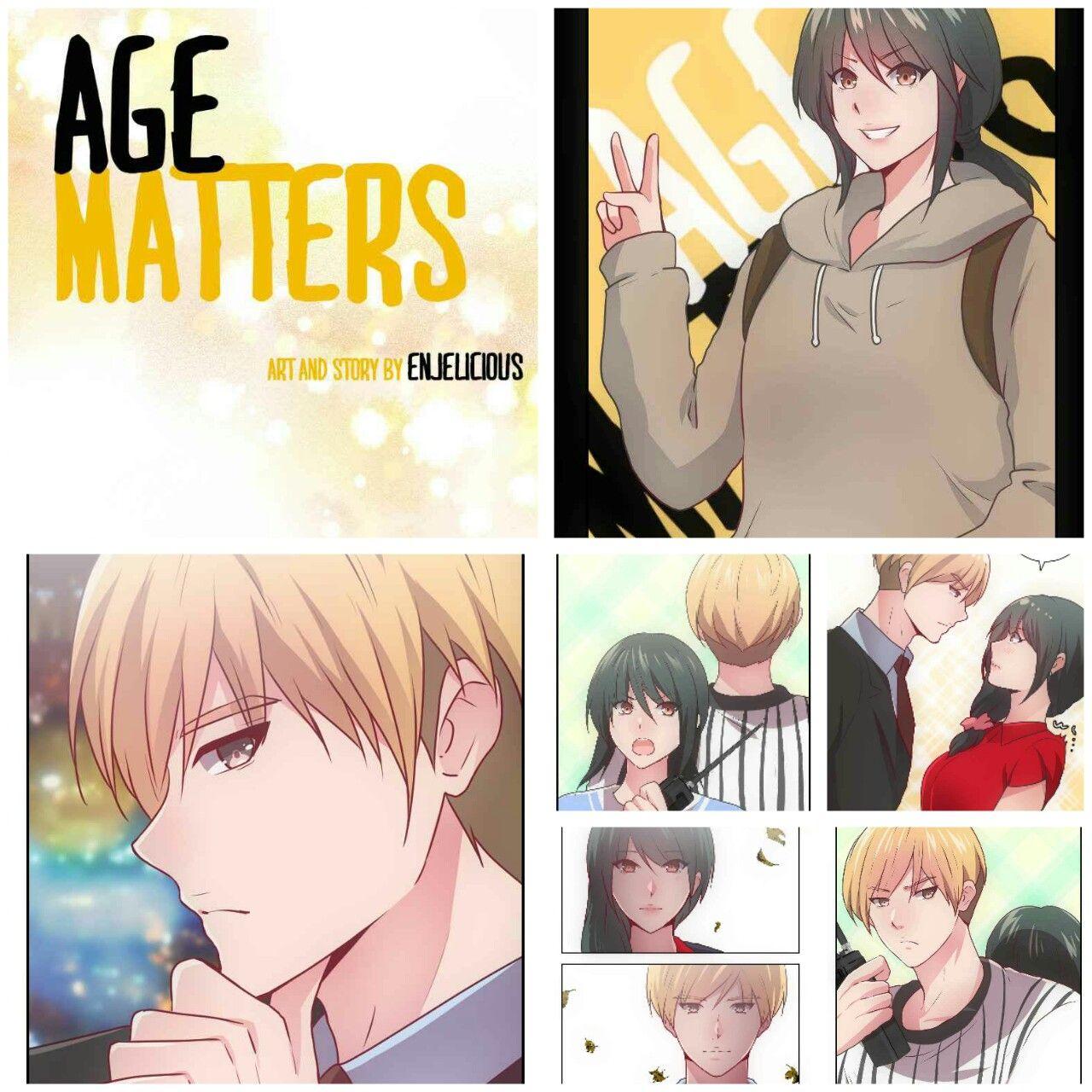 Age Matters - webtoon | Anime & Comics | Webtoon comics